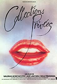 Collections privées (1979) Poster - Movie Forum, Cast, Reviews