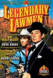 Lawman's Blood Poster
