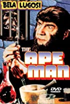 Image of The Ape Man