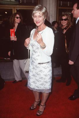 Helen Mirren at The Truman Show (1998)