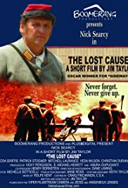 The Lost Cause Poster