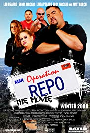 Operation Repo: The Movie Poster