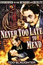 Image of It's Never Too Late to Mend