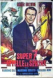 Superseven chiama Cairo Poster