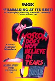 Moscow Does Not Believe in Tears (1980) Poster - Movie Forum, Cast, Reviews