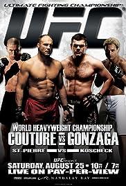 UFC 74: Respect Poster