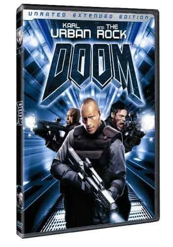 Doom 2005 Dual Audio 720p BRRip full movie watch online freee download at movies365.ws