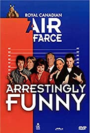 Royal Canadian Air Farce Poster
