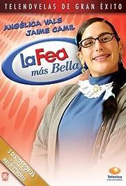 La fea más bella Poster - TV Show Forum, Cast, Reviews