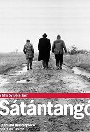 Satantango Poster