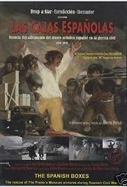 Las cajas españolas Poster