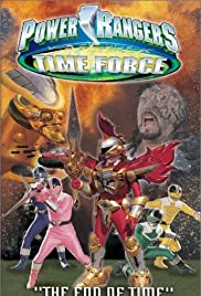 Power Rangers Time Force: The End of Time Poster