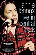 Image of Annie Lennox... In the Park
