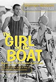 The Girl on the Boat Poster