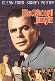 Blackboard Jungle Poster