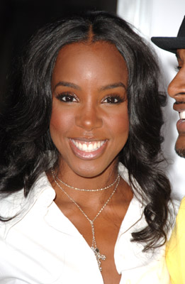 Kelly Rowland at an event for Stranger Than Fiction (2006)