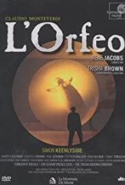 L'orfeo, favola in musica Poster