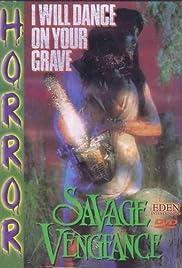 Savage Vengance Poster