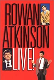 Rowan Atkinson: Not Just a Pretty Face Poster