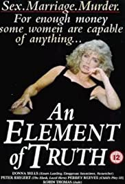 An Element of Truth Poster