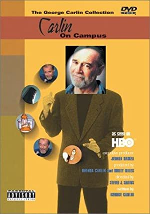 Carlin on Campus Poster