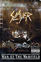 Image of Slayer: War at the Warfield