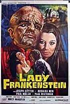Image of Lady Frankenstein