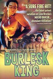 Burlesk King Poster