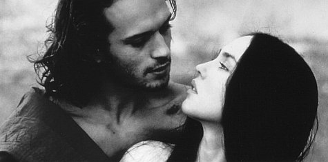 Isabelle Adjani and Vincent Perez in Queen Margot (1994)