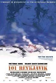 101 Reykjavík Poster