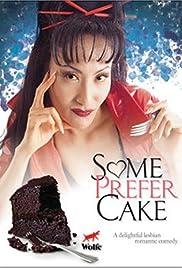 Some Prefer Cake Poster