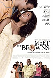 Meet the Browns (2008) Poster - Movie Forum, Cast, Reviews