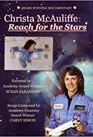 Christa McAuliffe: Reach for the Stars Poster