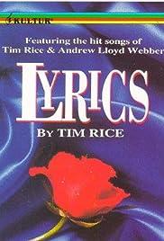 Lyrics by Tim Rice Poster