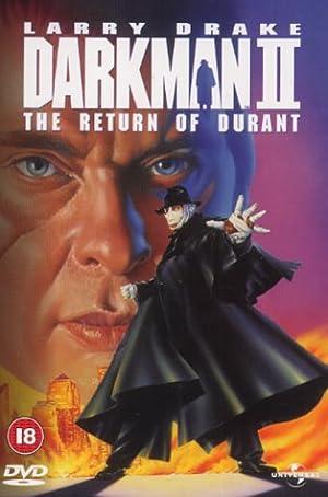 ver Darkman 2: El Regreso de Durant