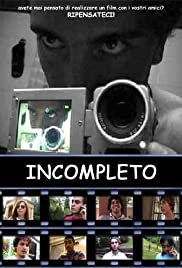 Incompleto Poster