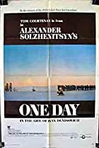 One Day in the Life of Ivan Denisovich (1970) Poster