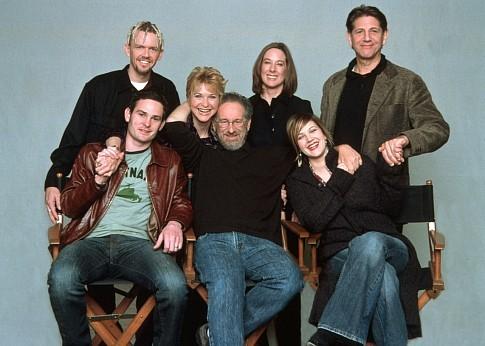 The cast of E.T. - present day