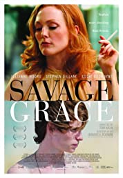 Savage Grace poster