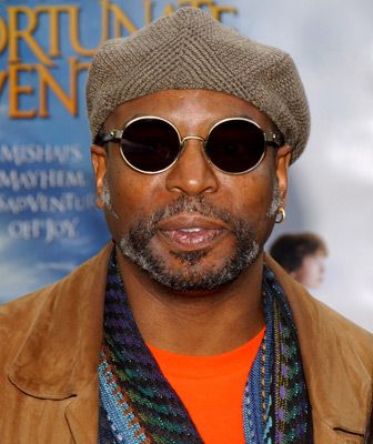 LeVar Burton at an event for A Series of Unfortunate Events (2004)