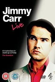 Jimmy Carr Live(2004) Poster - Movie Forum, Cast, Reviews
