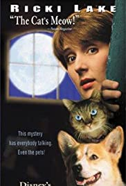 Murder She Purred: A Mrs. Murphy Mystery Poster