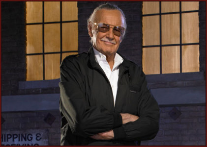 Stan Lee in Who Wants to Be a Superhero? (2006)