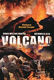 Nature Unleashed: Volcano Poster