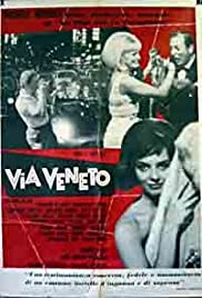 Via Veneto Poster