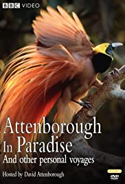 Attenborough in Paradise Poster