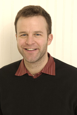 Tom McCarthy at an event for The Station Agent (2003)