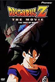 Dragon Ball Z: Tree of Might Poster