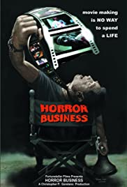 Horror Business (2005) Poster - Movie Forum, Cast, Reviews