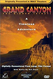 Grand Canyon: The Hidden Secrets (1984) Poster - Movie Forum, Cast, Reviews